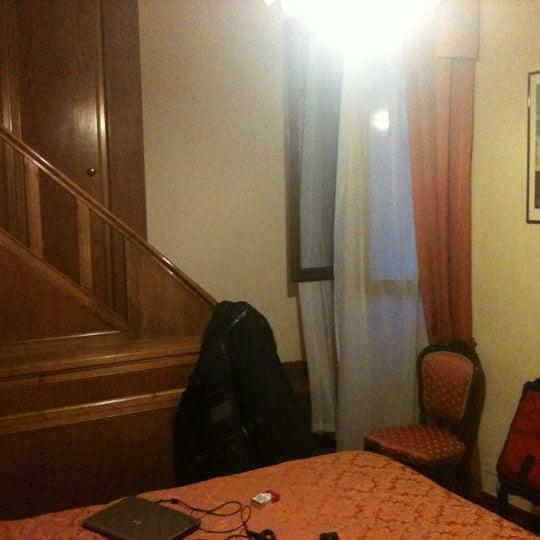 4/5/2012にStefano T.がPark Hotel Villa Giustinianで撮った写真