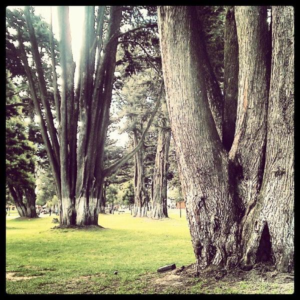 Foto diambil di Parque El Ejido oleh Jimmy S. pada 5/29/2012