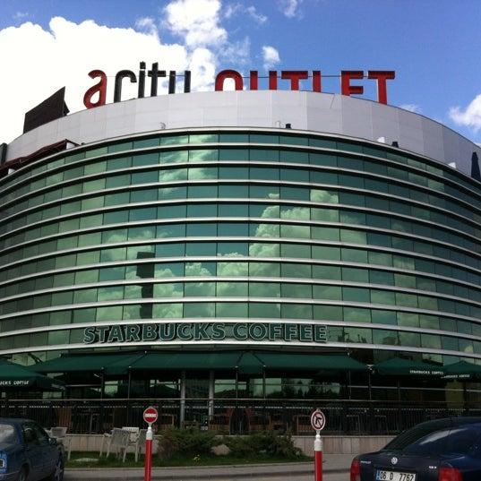 Das Foto wurde bei ACity Premium Outlet von Metinol 💉 am 4/15/2012 aufgenommen