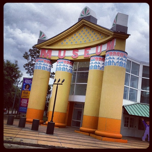 Photo taken at Children's Museum of Houston by Joe C. on 6/18/2012