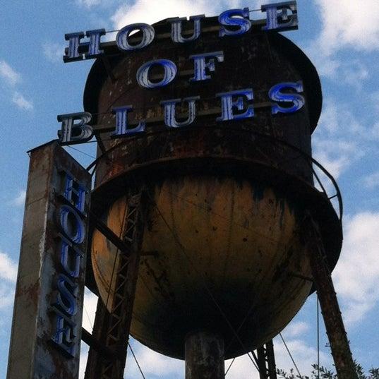 4/11/2012에 Rosanne S.님이 House of Blues에서 찍은 사진