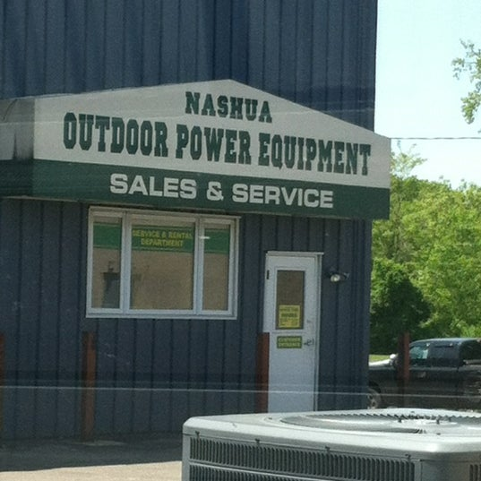 Photo Taken At Nashua Outdoor Equipment By Justin W On 5 18