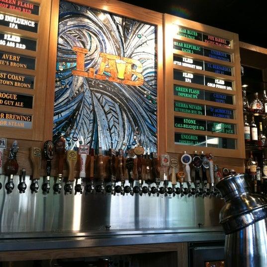 Das Foto wurde bei The Lab Brewing Co. von Gary C. am 3/29/2012 aufgenommen