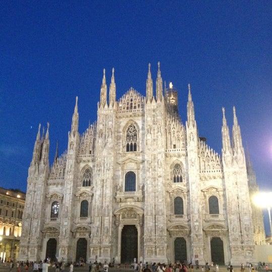 Photo prise au Dôme de Milan par Georg E. le8/7/2012