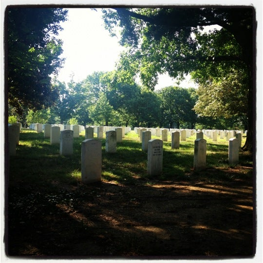 Photo prise au Arlington National Cemetery par Thomas C. le7/4/2012