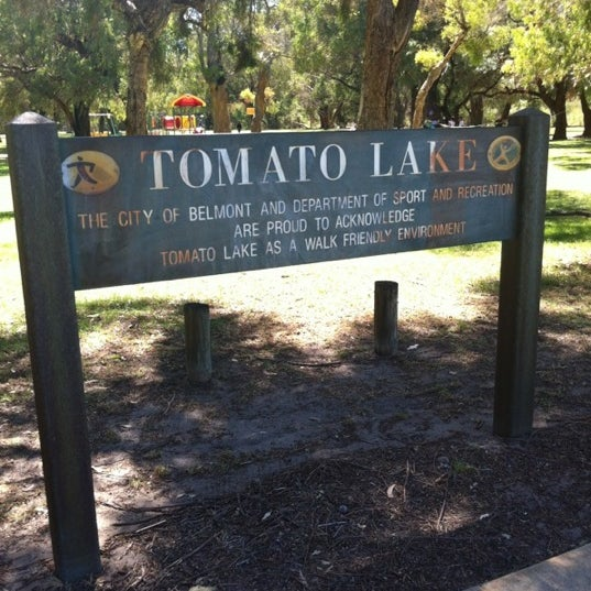 Tomato lake reserve