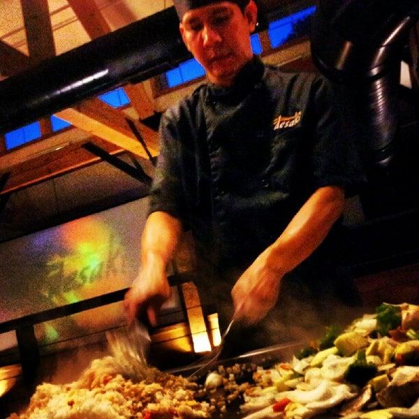 รูปภาพถ่ายที่ Desaki Japanese Restaurant โดย Alex P. เมื่อ 8/19/2012