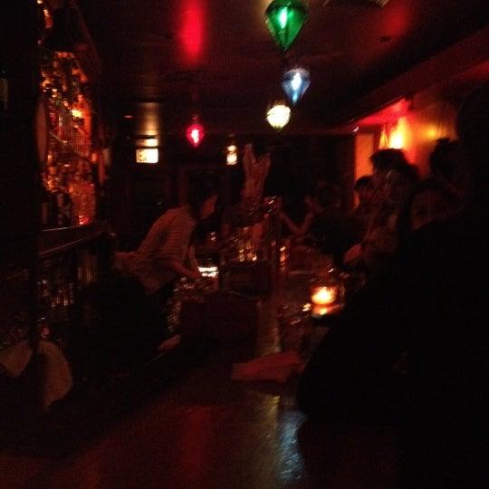 Снимок сделан в Soft Spot Bar пользователем Lauren K. 5/12/2012