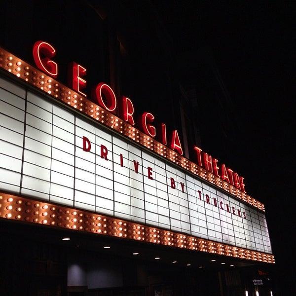 Das Foto wurde bei Georgia Theatre von Dan F. am 8/25/2012 aufgenommen