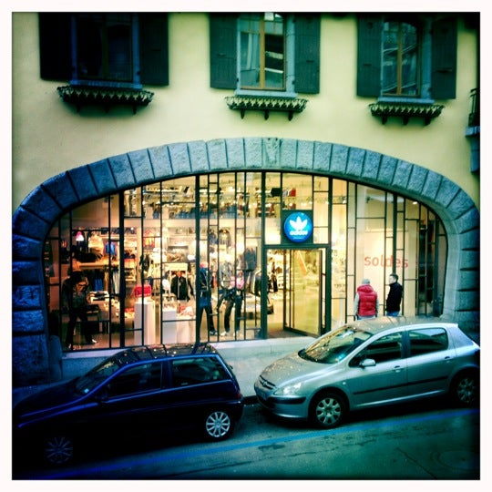 adidas Originals Store Zurich (Now Closed) Sporting Goods