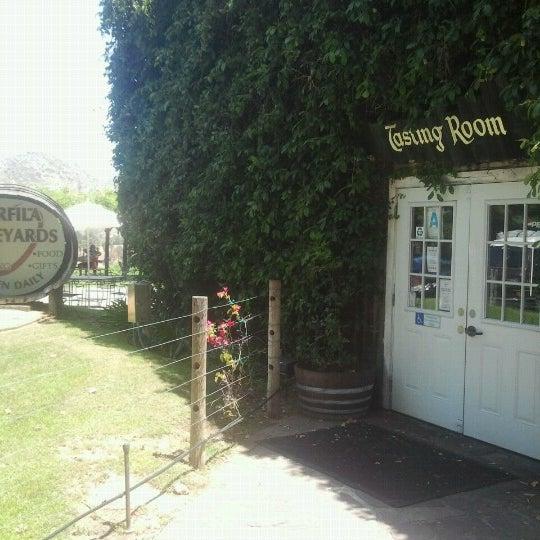 รูปภาพถ่ายที่ Orfila Vineyards and Winery โดย Henry S. เมื่อ 6/10/2012