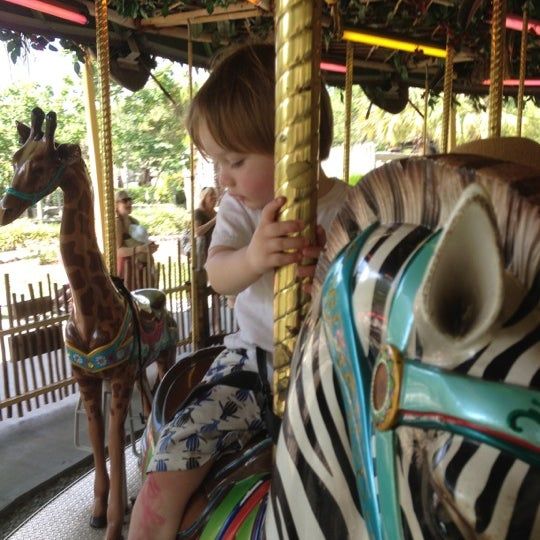 Photos at Jungle Carousel - 1101 W Sligh Ave