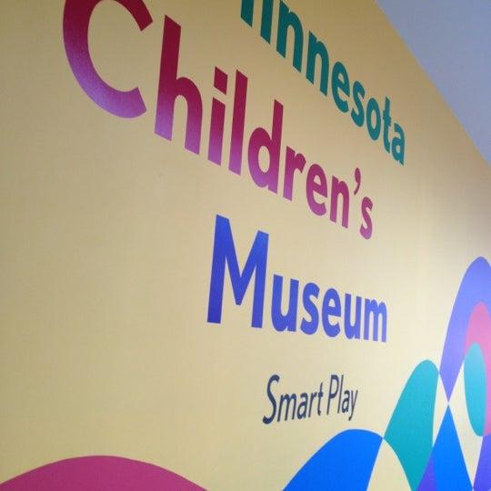 Снимок сделан в Minnesota Children's Museum пользователем Bill C. 4/15/2012