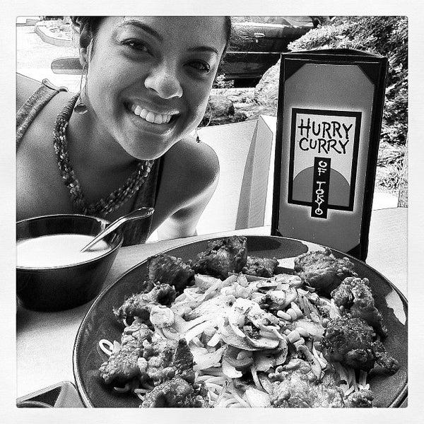 Foto tirada no(a) Hurry Curry of Tokyo por Candice C. em 8/17/2012