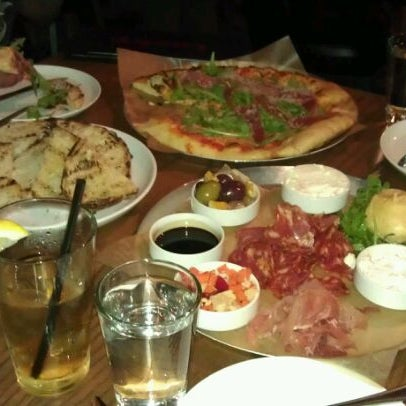 Photo taken at Lucky Pie Pizza & Tap House by Brad B. on 6/6/2012
