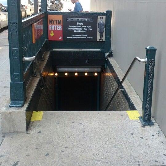 5/29/2012 tarihinde Bill B.ziyaretçi tarafından New York Transit Museum'de çekilen fotoğraf