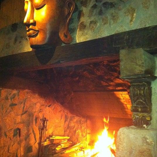 Foto tirada no(a) Restaurante Tigre Asiático por Jeanine C. em 5/20/2012