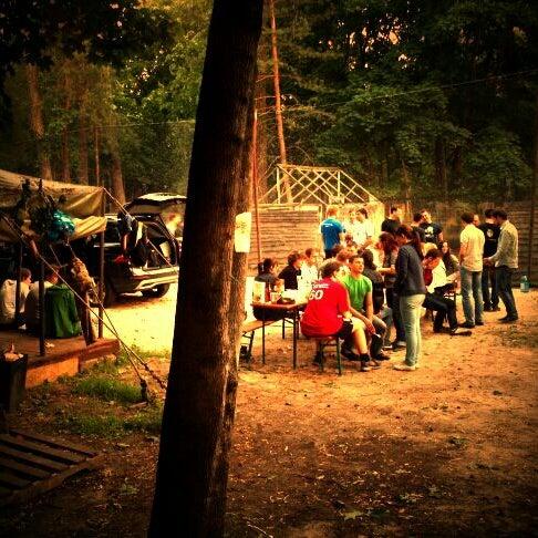 Снимок сделан в Пейнтбол «Гепард» пользователем Ihor M. 5/25/2012