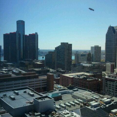 Foto scattata a Greektown Casino-Hotel da Ashley O. il 4/7/2012