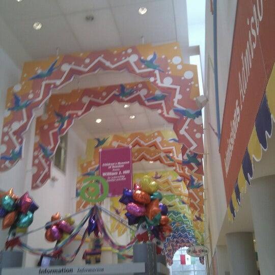 Photo taken at Children's Museum of Houston by Anthony P. on 9/13/2012