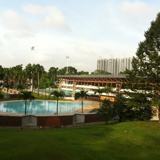 Photo prise au Clementi Swimming Complex par Richard W. le2/5/2012