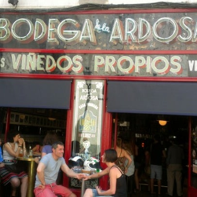 Photos At Bodega La Ardosa Wine Bar In Madrid