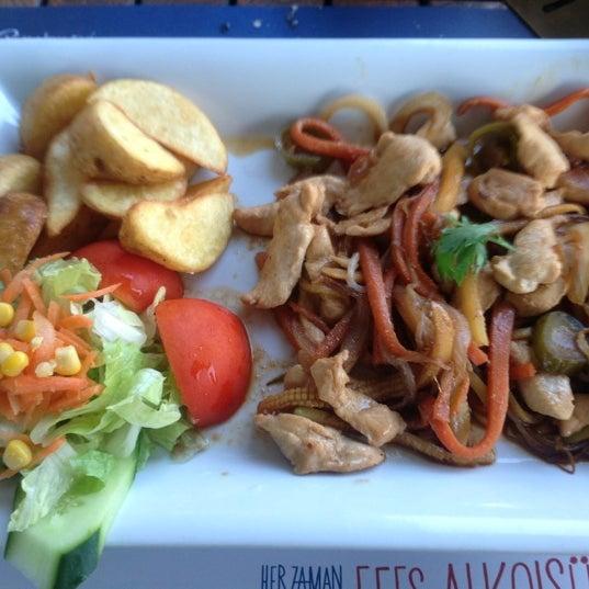 Photo prise au telwe Kahve Evi par Afet le7/6/2012