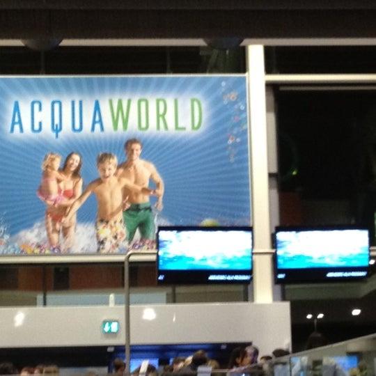 Foto tomada en Acquaworld - Fun, Fit & Spa por Giovanni el 3/17/2012
