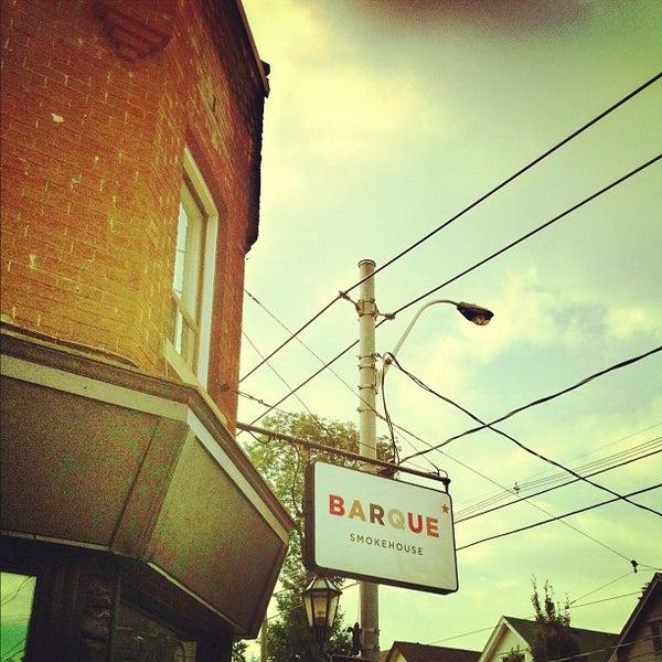 Photo prise au Barque Smokehouse par Chris B. le7/22/2012