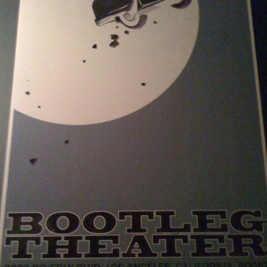 8/29/2012にMistressPrimeがBootleg Bar & Theaterで撮った写真