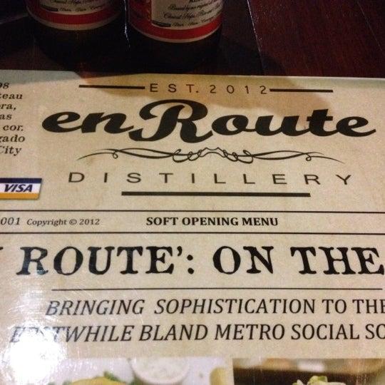 Foto diambil di en Route Distillery oleh Rommel M. pada 8/17/2012
