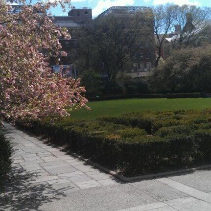 Foto scattata a Conservatory Garden da Raul J. il 4/2/2012