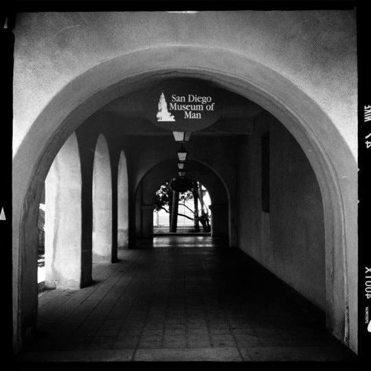 Photo prise au San Diego Museum of Man par Brent A. le7/20/2012