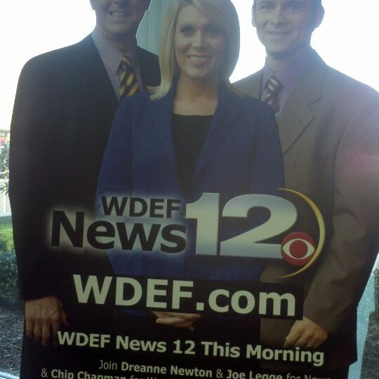 Photos at WDEF-TV - General Entertainment in Chattanooga