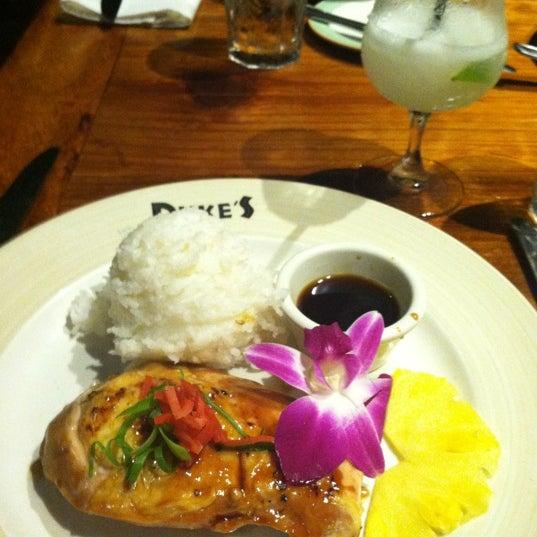 8/18/2012에 Amanda P.님이 Duke's Kauai에서 찍은 사진