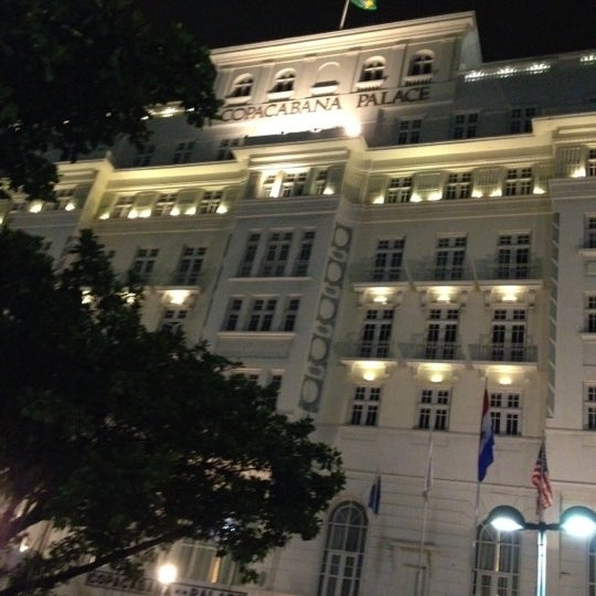 7/8/2012에 Hello K.님이 Belmond Copacabana Palace에서 찍은 사진