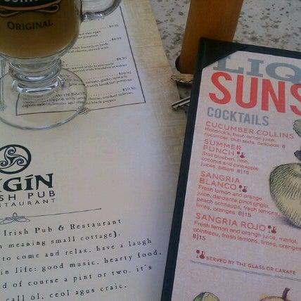 Foto tirada no(a) Tigin Irish Pub por The Historical I. em 7/29/2012