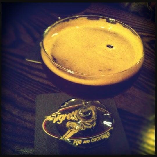 Foto tirada no(a) The Tigress Pub por marshall w. em 2/19/2012