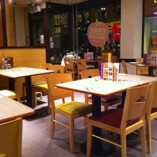 Photos At Pizza Hut Now Closed Nuneaton Warwickshire