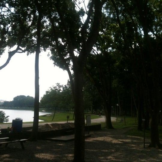 5/18/2012에 Mohamad Haiqal M.님이 Forest Adventure (Bedok Reservoir Park)에서 찍은 사진