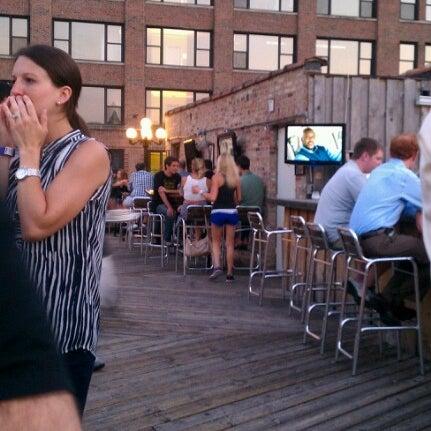 Photo prise au Citizen Bar Chicago par JL J. le7/12/2012