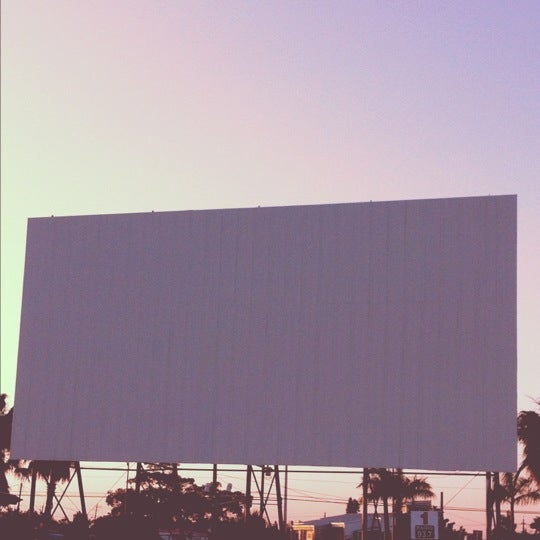Photos At Lake Worth Drive In Movie Theater