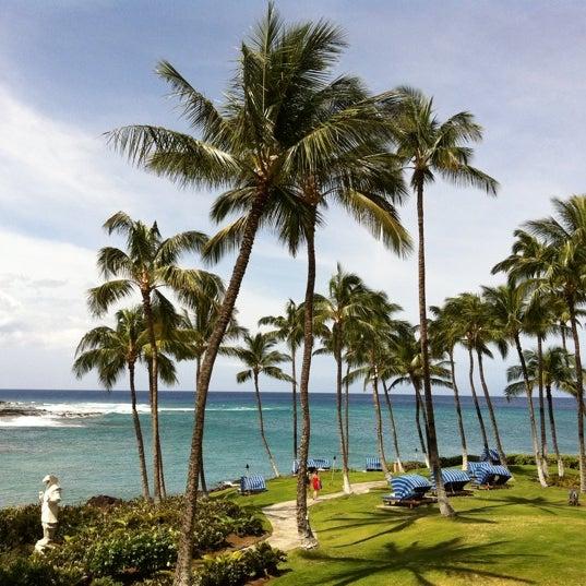 Foto tomada en Hilton Waikoloa Village por John H. el 4/8/2012