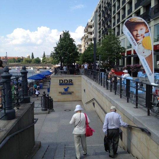 5/22/2012 tarihinde Andrey V.ziyaretçi tarafından DDR Museum'de çekilen fotoğraf