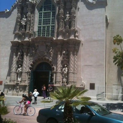 Снимок сделан в San Diego Museum of Man пользователем Stephen F. 7/28/2012