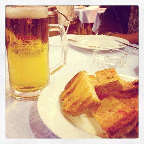 Das Foto wurde bei Restaurante Salamanca von Bruno F. am 3/28/2012 aufgenommen