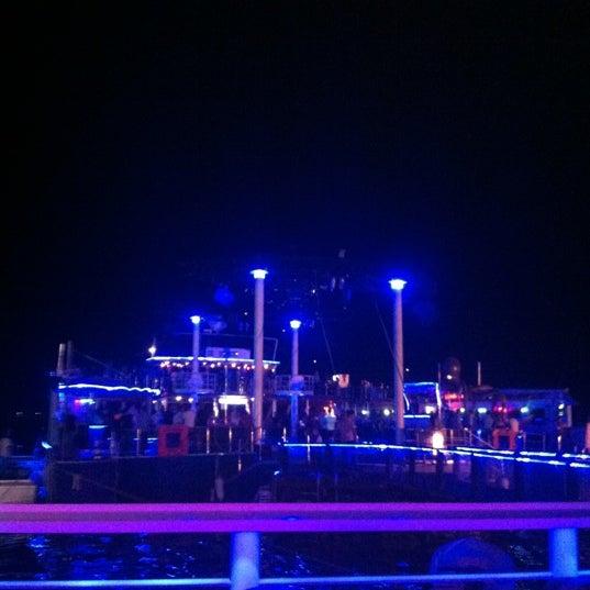 6/22/2012 tarihinde çağla c.ziyaretçi tarafından Club Catamaran'de çekilen fotoğraf