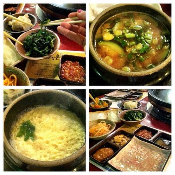 Foto scattata a Hae Jang Chon Korean BBQ Restaurant da PnK E. il 6/29/2012