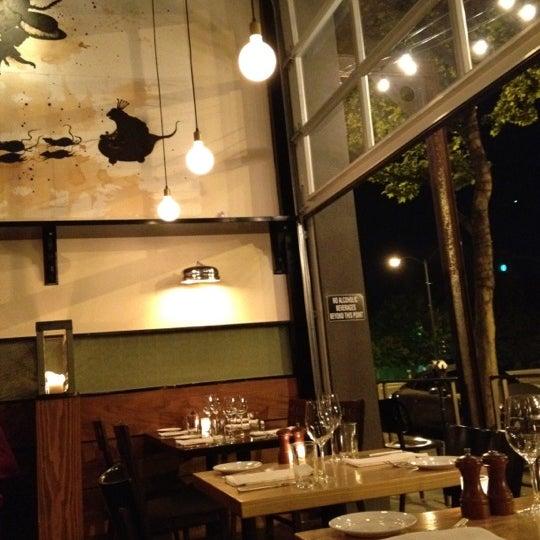 Photo taken at Corners Tavern by Adriana K. on 5/6/2012