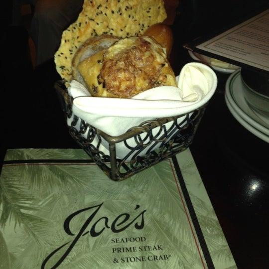 3/21/2012にKevin S.がJoe's Seafood, Prime Steak & Stone Crabで撮った写真